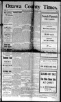 Ottawa County Times, Volume 10, Number 34: September 6, 1901 by Ottawa County Times