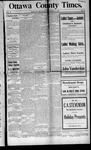 Ottawa County Times, Volume 10, Number 44: November 15, 1901 by Ottawa County Times