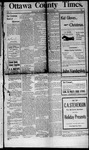 Ottawa County Times, Volume 10, Number 47: December 6, 1901 by Ottawa County Times