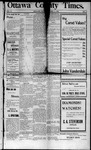 Ottawa County Times, Volume 11, Number 13: April 11, 1902