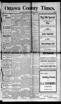 Ottawa County Times, Volume 11, Number 39: October 10, 1902 by Ottawa County Times