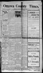 Ottawa County Times, Volume 11, Number 50: December 26, 1902 by Ottawa County Times