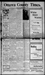 Ottawa County Times, Volume 12, Number 16: May 1, 1903