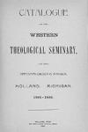 1891-1892. Catalog