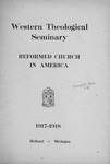 1917-1918. Catalog