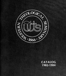 Western Theological Seminary Catalog: 1982-1984 by Western Theological Seminary
