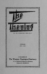 The Theolog, Volume 13, Number 2: February 1940 by Western Theological Seminary