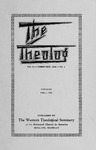 The Theolog, Volume 14, Number 1: February 1941 by Western Theological Seminary