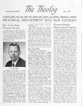 The Theolog: Fall 1963 by Western Theological Seminary